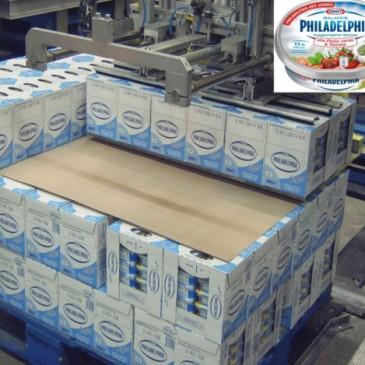 KRAFT Foods sélectionne PALCUT en Europe