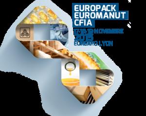 salon Europack Euromanut CFIA 2015